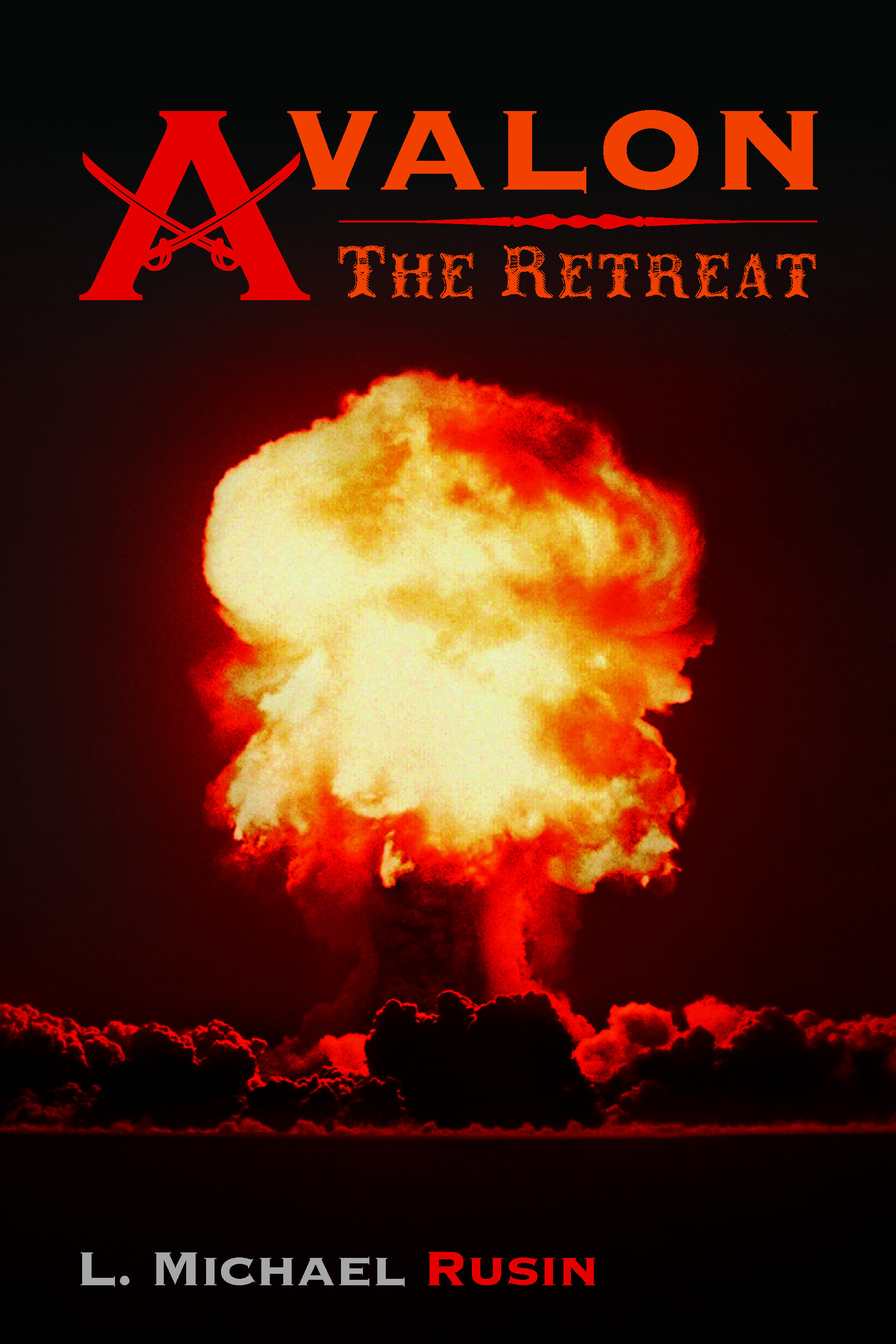 Avalont the Retreat - front