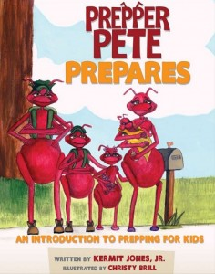 Prepper Pete Prepares - cover